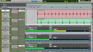 Music Production with Pro Tools Vol 1: Pop (Promo)