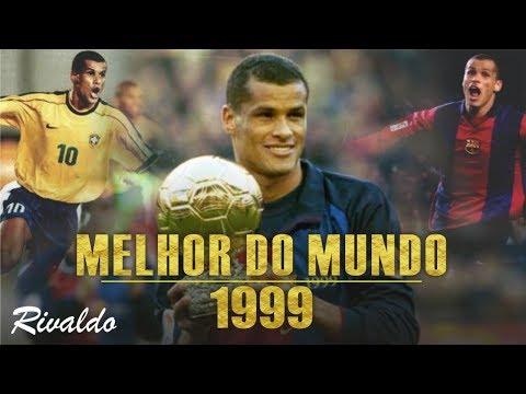Veja porque RIVALDO foi o MELHOR DO MUNDO em 1999