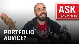 """""""Portfolio Advice?"""" – #AskTravisAnything"""