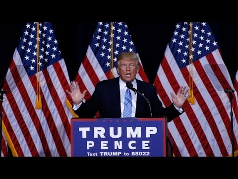 Donald Trump's entire immigration speech