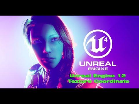 Unreal Engine 12 Texture Coordinate