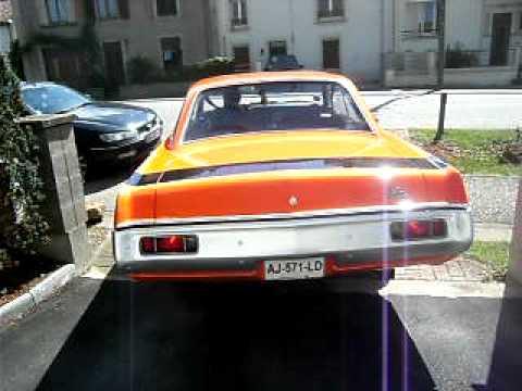 Dodge Dart Gt 1970 Youtube
