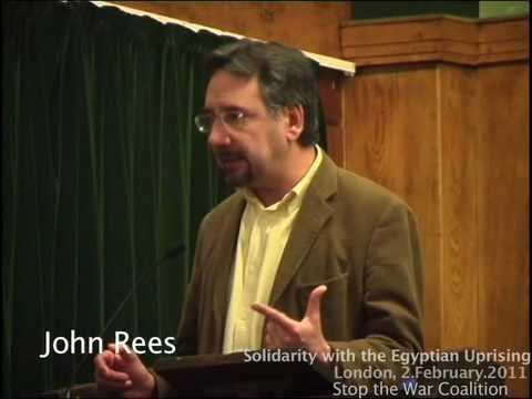 JOHN REES: EGYPT. THE DEEPEST, WIDEST, THE MOST PROFOUND REVOLUTION OF THIS GENERATION!