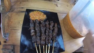 Download Jakarta Street Food 1031 Part.1 King Of Fortune Tongue Satay Sate Lidah Raja Hoky TaiChan 5891