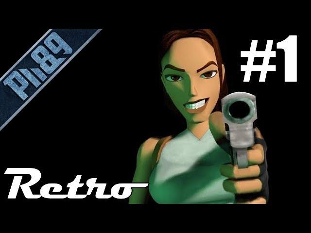 VÁR EGY NAGY KALAND | Tomb Raider 1 (1996) végigjátszás [RETRO]