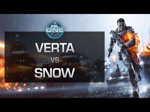 Battlefield 4 - Verta vs. Snow - ESL One Winter 2015 Season America Cup #4