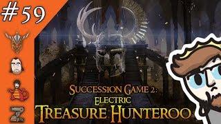 Succession Game 2: Treasure Hunt | Crusader Kings 2 - Holy Fury DLC | #59