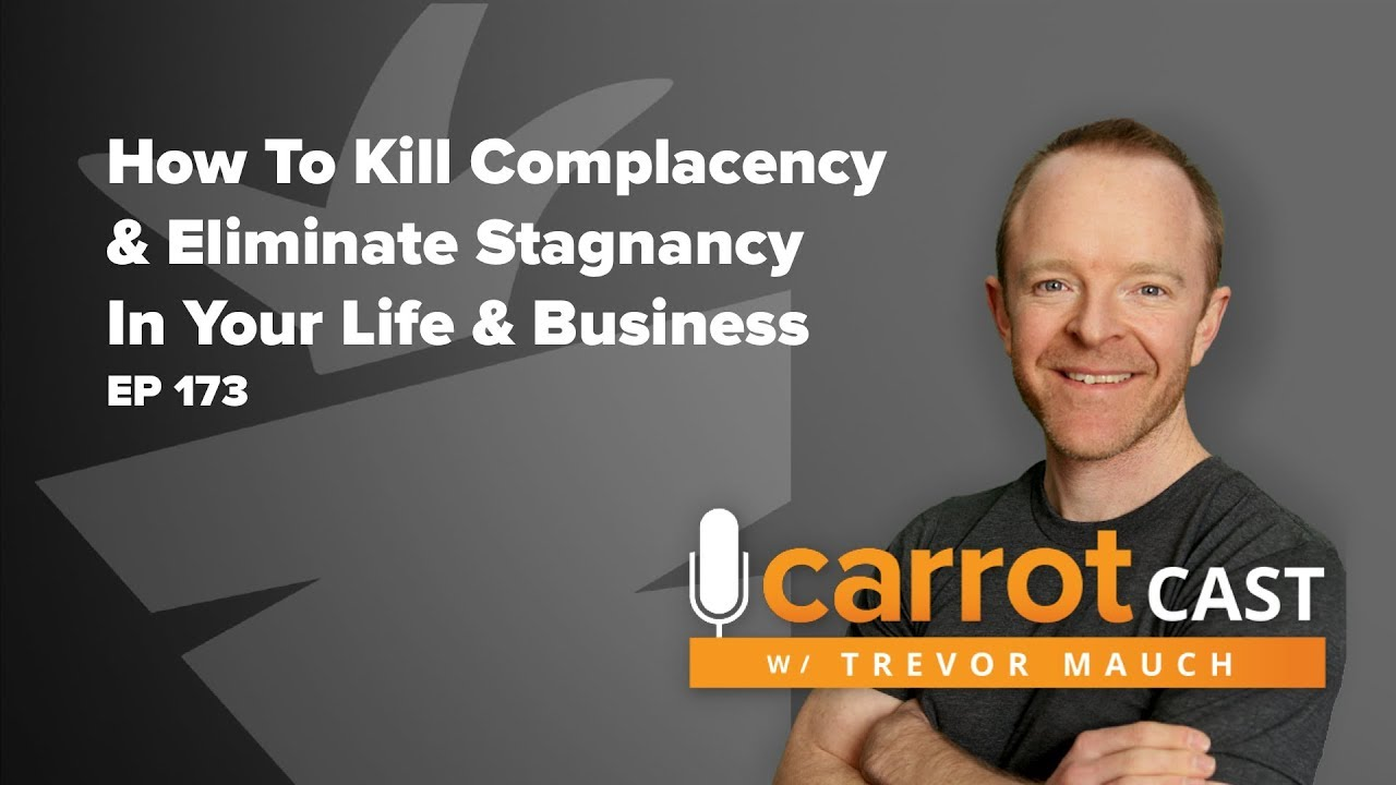 The 1% Journey | How To Kill Complacency & Eliminate Stagnancy In Your Life & Business