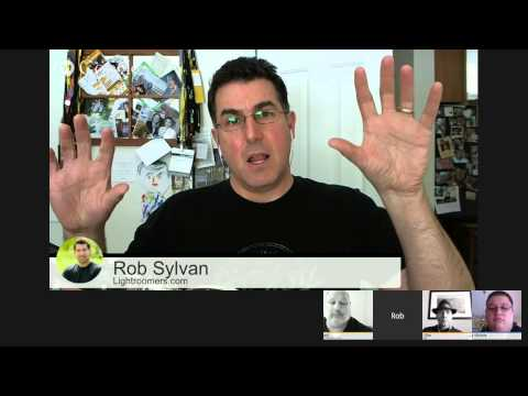 Lightroom Hangout: From Download to Mobile and Everywhere In Between--the Workflow Episode