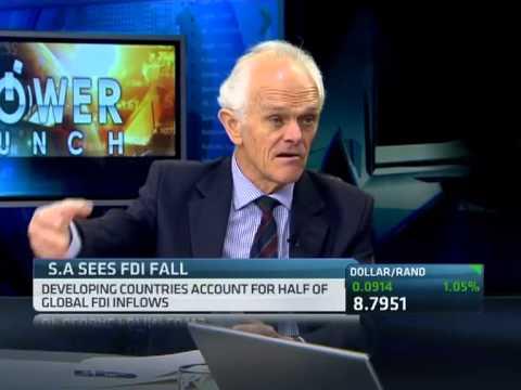 SA Sees FDI Fall