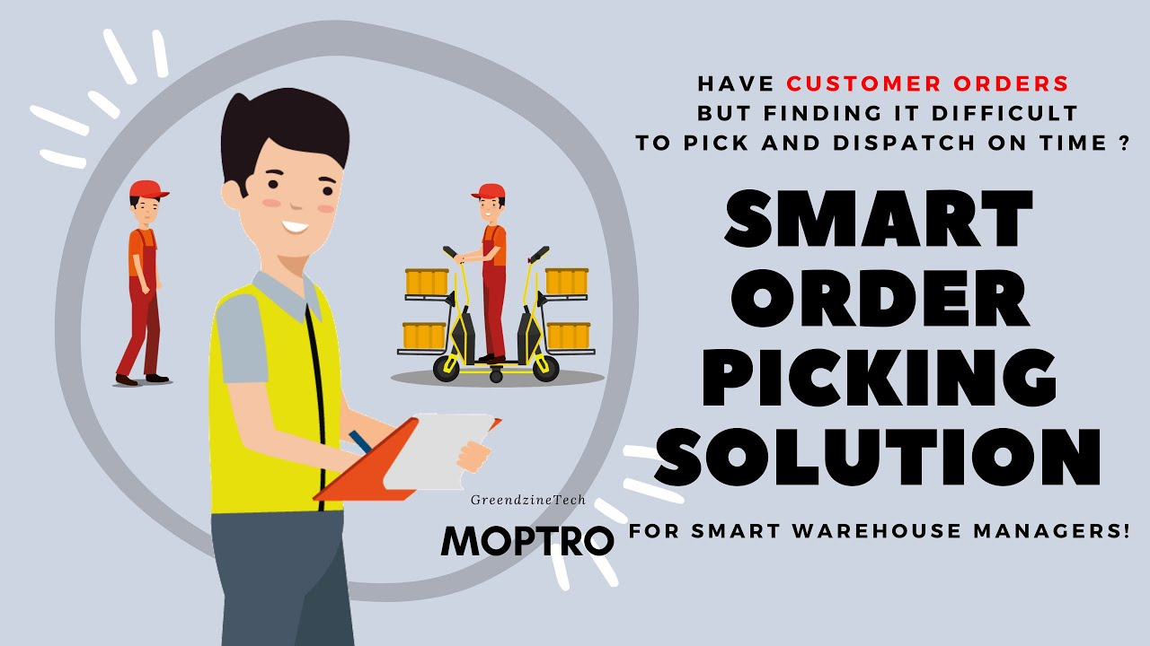 MOPTro - How it helps to deliver orders on-time?