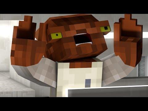 Minecraft Parody - RETURN OF THE JEDI! - (Minecraft Animation)
