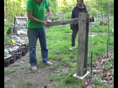 How I made My Mailbox Pole from YouTube · Duration:  8 minutes 54 seconds