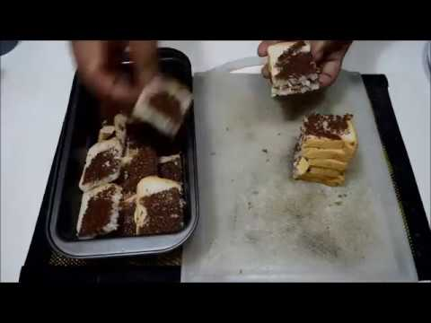 Resepi Puding Roti Nutella Dari Dapur Mahamahu