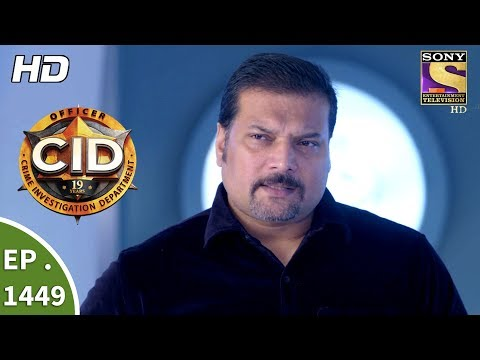 CID - सी आई डी - Ep 1449 - The Paralysed Killer - 5th August, 2017