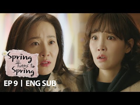 "Uhm Ji Won ""Did you say we can't turn back?"" [Spring Turns to Spring Ep 9]"