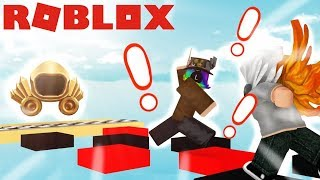 *1v1* OBBY For MY MOST EXPENSIVE DOMINUS!! - Linkmon99 ft. Preston ROBLOX