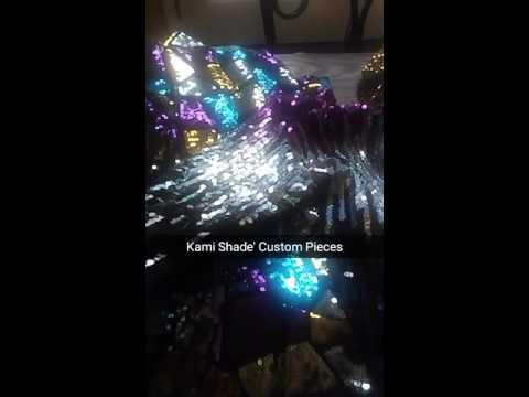 Kami Shade' Reviews - Quality Fabrics - Sequin Dresses Part 1