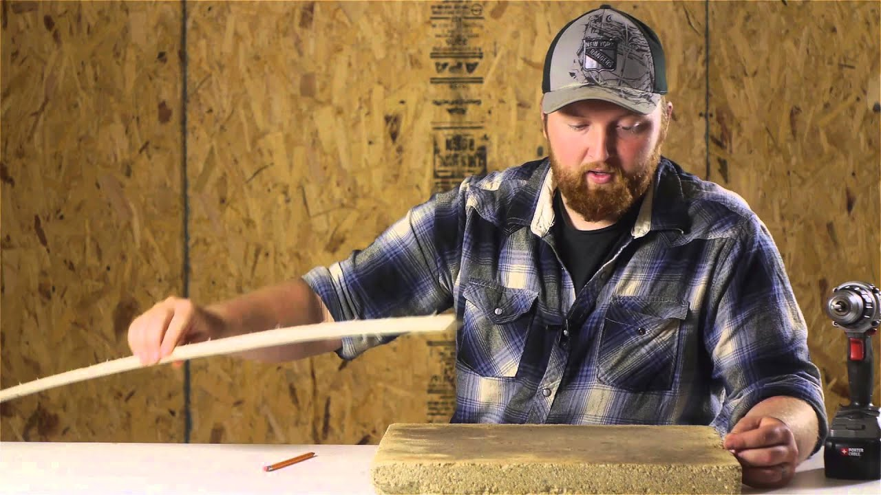 Carpet Tack Strip Installation On Concrete Maintenance