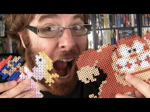 Arcade version of Donkey Kong recreated in stop-motion