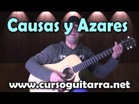 Como Tocar - Causas Y Azares -  Silvio Rodriguez