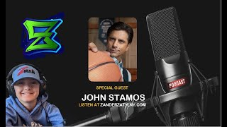 Z's Podcast Episode 20 with John Stamos
