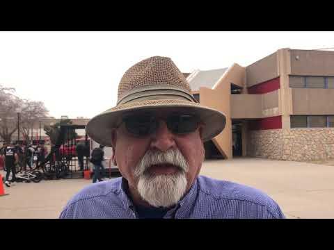 Sam Attel - Activities Director - Bowie HS - El Paso, TX
