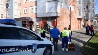 Incendio Eroski Arrigorriaga