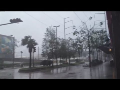 Milwaukee Native Describes Sights, Sounds In New Orleans During Tropical Storm Isaac