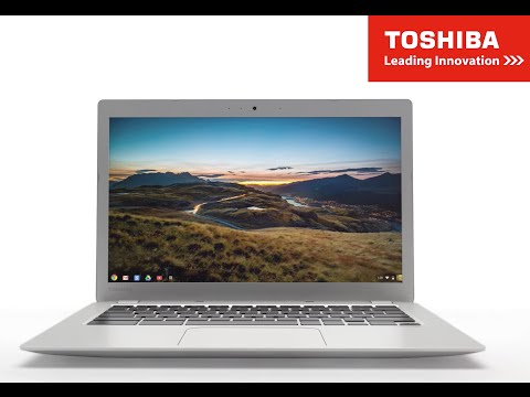 Toshiba Chromebook 2015 Review
