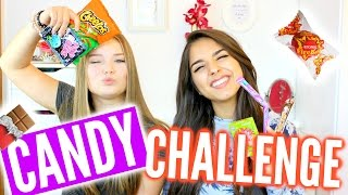 ATOMIC FIREBALL?! ~ Candy Challenge! | Julia Beautx