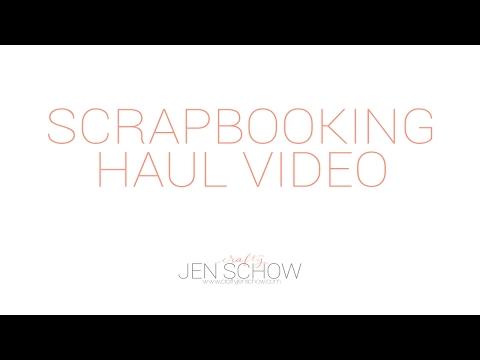 Scrapbooking Haul: CHA 2017 Releases + Studio Calico Stamps