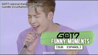 GOT7 Funny Moments 4 [SUB. ESPAÑOL]