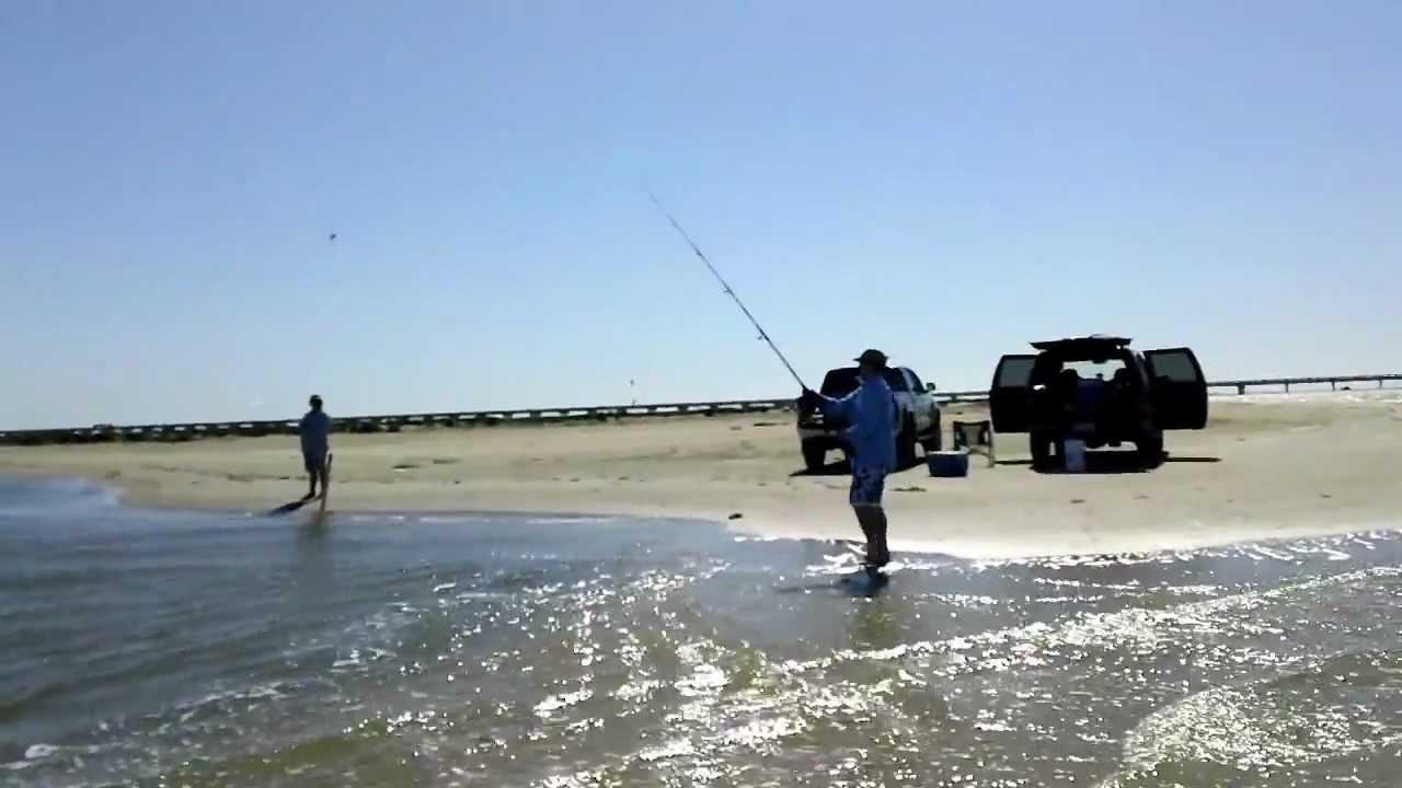 San luis pass galveston island tx youtube for San luis pass fishing