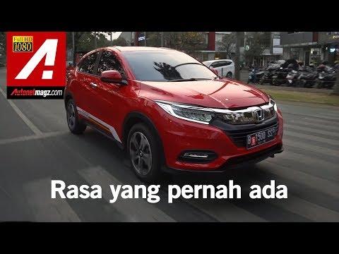 Honda HR-V Facelift 2018 Review & Test Drive by AutonetMagz