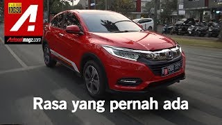Honda HR-V Facelift 2018 Review & Test Drive by AutonetMagz