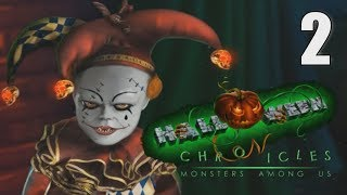 Halloween Chronicles: Monsters Among Us [02] Let's Play Walkthrough - Beta Demo - Part 2