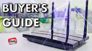 Wireless Router Buyer's Guide - WiFi Router Buying Guide