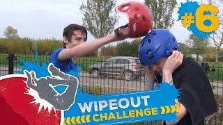 HERSENSCHUDDING SLAAN! - WIPEOUT CHALLENGE #6