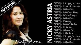Download Lagu NICKY ASTRIA THE BEST ALBUM (TEMBANG KENANGAN INDONESIA) mp3