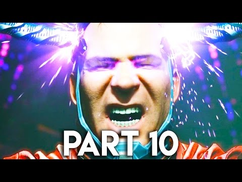 Injustice 2 Gameplay Walkthrough Part 10 - STORY MODE CHAPTER 11 (PS4 PRO)