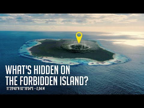What's Hidden on the Forbidden North Sentinel Island?