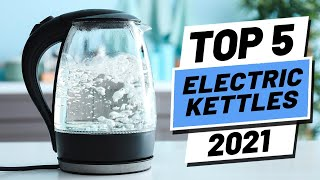 Top 5 Best Electric Kettle of [2021]