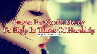 Prayer For God