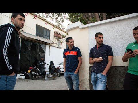La mal vie en Algérie حياة سيئة في الجزائر