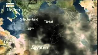 Feuer aus dem Bauch der Erde - Mega Vulkane