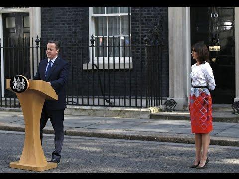 Brexit: Cameron demisioneaza din functia de prim-ministru
