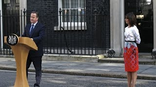 David Cameron resigns after Britain votes to leave EU – video