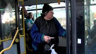 נגישות באוטובוסים בירושלים