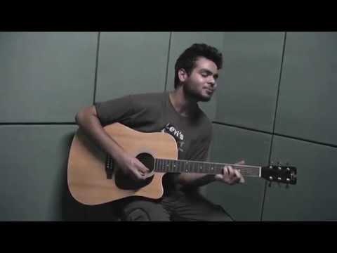 Meherbaan (Bang Bang) - Acoustic Guitar Cover